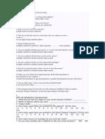 Job Satisfaction Questionnaire