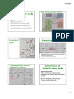 Aromatic Amino Acids and Herbicides