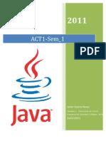 Act 1 Semana 1 Java