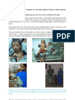 P12 About a Tribal Family Came From Chattisgarh