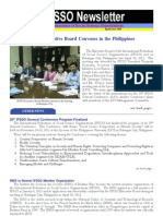 IFSSO Newsletter April-June 2011
