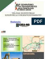 Via das Indústrias - Logística e Desenvolvimento