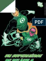Green Lantern cómic