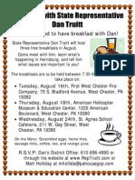 Truitt Legislative Breakfast Flyer2
