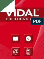 Vidal Catalogue 2011 Web