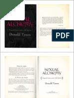 Donald Tyson - Sexual Alchemy