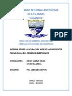 Web Tecnologias Del C.E