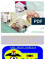 Debre Brehan University- Nursing Program Module.
