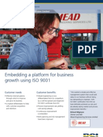 Mead Engineering Services Ltd Case Study