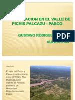 Motivos de Deforestacion en El Valle de Pichis Palcazu Pasco - Peru