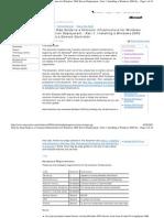 Configuring Windows Server Domain Controller