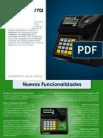 V70i Fingerprint Reader (Spanish)