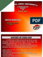 30768023 Swot Analysis PIZZA HUT