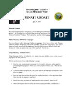 Newsletter 07 21