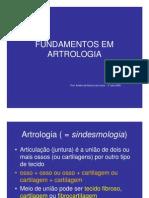 7 Fundamentos Em Artrologia 2009 Modo de Compatibilidade