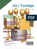 REVISTA DIGITAL_EDUCACIÓN & TECNOLOGÍA