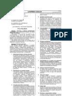 Texto de la La LEy Forestal y Fauna SIlvestre Ley N° 29763
