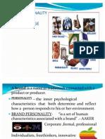 Brand Personality&Selfimage