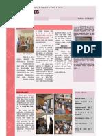 boletim informativo Dezembro- 1º período