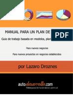 Plan de Negocios Optica