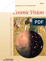 cosmic vision - space science for europe 2015-2025