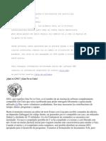 El Manifiesto de GNU