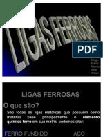 LIGAS FERROSAS