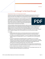 Cisco-Good Enough Network
