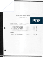 United States Special Virus Program Progress Report 4 1967 NIH NCI US