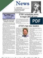 August 2007 Spot News