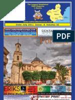 Costa Calida Chronicle July 2011