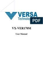 VX-VER170MUserManual