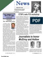 February 2008 Spot News