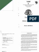 The Hattian and Hittite Civilizations
