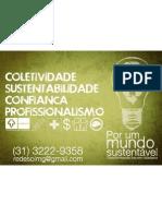 Folder Rede Sol 2011