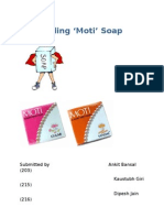 Moti Soap Project