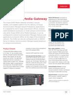 G450 Media Gateway LB3757 New