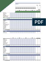 Family Budget Planner 1