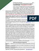 APOSENTACAO 2010 Perguntas Mais Frequentes FV15!4!2010