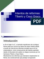 Intentos de reformas