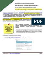 Tutorial Para Registro de Bases de Datos de Profesionales en Ciencias Economicas