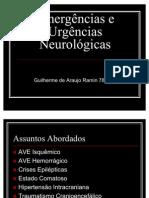 Emergncias e Urgncias Neurolgicas