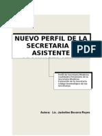 5706418 Nuevo Perfil de La Secret Aria y Asistente Administrativa