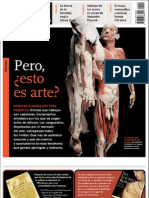 Revista Ñ_Los polemicos límites del arte