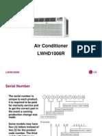 LG LWHD1006R Presentation