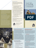 Roofing Contractor Guide