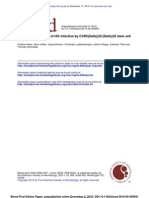 Evidence for the Cure of HIV Infection by CCR5D32_D32 Stem Cell Transplantation