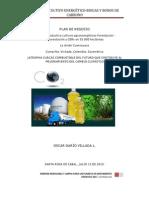 Proyecto Jatropha Biogas y Bonos Carbono