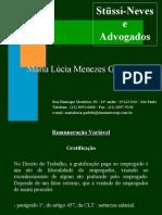 Apresentação_Conceitos de Remuneração Variável