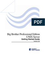 UNIX Server Getting Started Guide 440